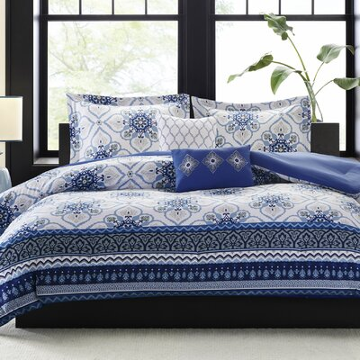 Cassy Comforter Set Size: Full/Queen