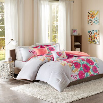 Elodie Comforter Set Size: Full/Queen