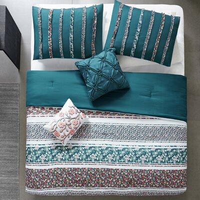 Fleur Comforter Set Size: Full/Queen