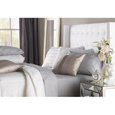 Back Sleeper Polyfill Pillow Size: King