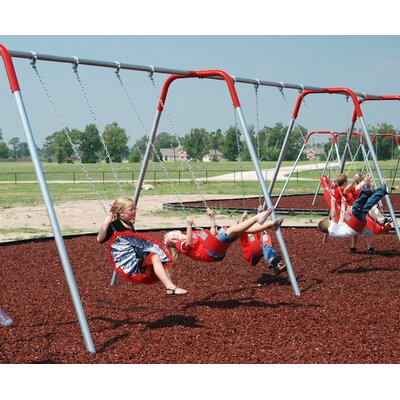 4-Place Bipod Swing Set 40804