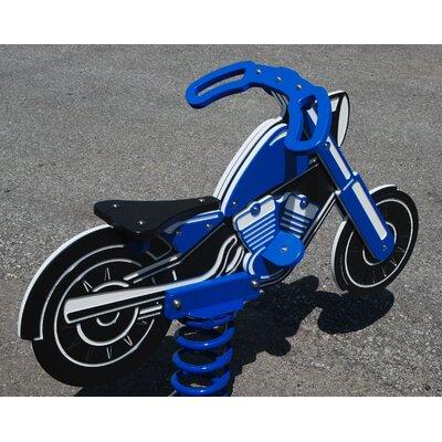 Spring Motorcycle 9706