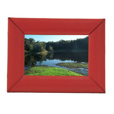 Dacasso 4x6 Photo Frame - Color: Red at Sears.com