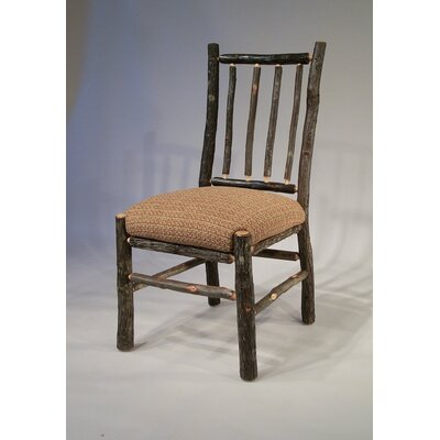 Berea Rail Back Side Chair Upholstery: Bremen