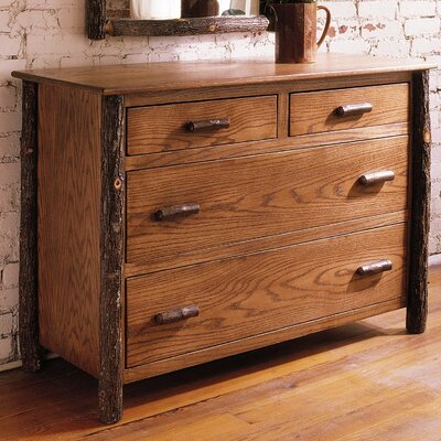 Berea 4 Drawer Standard Dresser