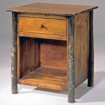 Berea 1 Drawer Nightstand