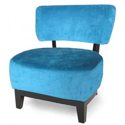 Just Cabinets Pacific Lounge Chair - Color: Blue Sea (Set of 2)