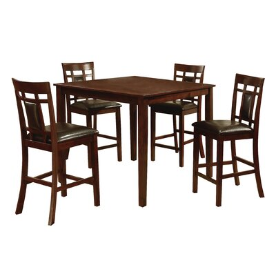 Daniels 5 Piece Pub Table Set