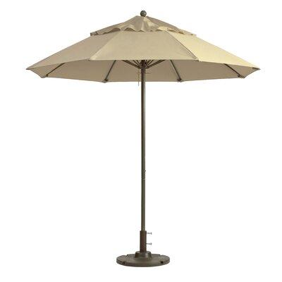 7.5 Windmaster Market Umbrella Fabric: Khaki