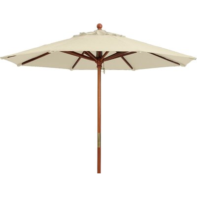7 Market Umbrella Fabric: Sand