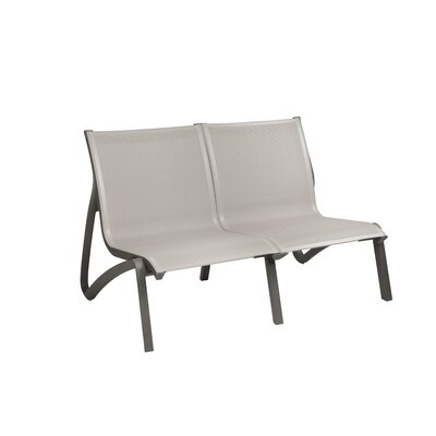 Leighann Armless Loveseat 8847 Product Pic