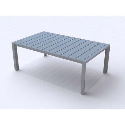 Leighann Coffee Table Finish: Platinum Gray