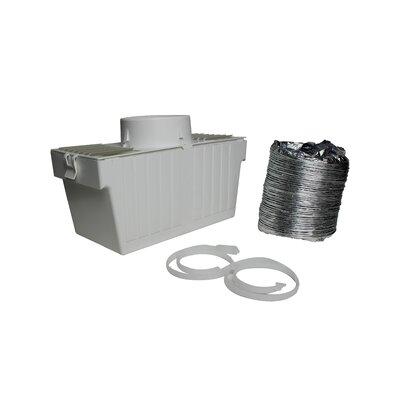 4 Piece Vent Bucket Installation Accessory Set WVB 1069