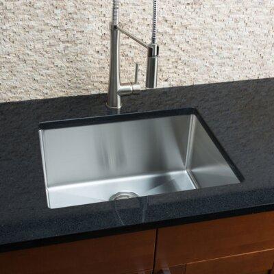 Chef Series 23 x 18 Single Bowl Undermount Kitchen Sink