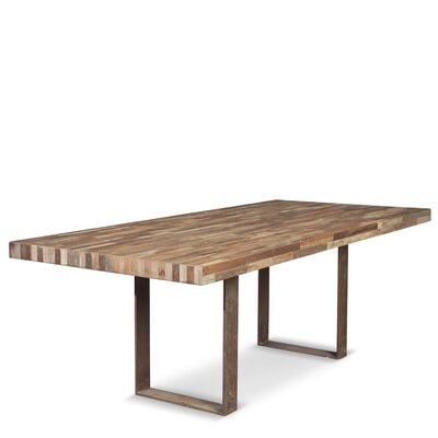 Naturals Planque Dining Table