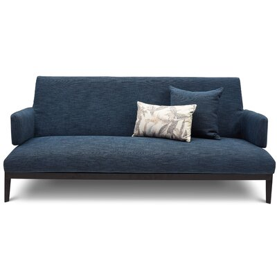 Depuy Sofa Color: Blue