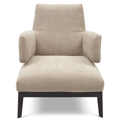 Depuy Armchair Color: Putty