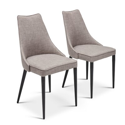 Saramarie Upholstered Dining Chair (Set of 2)