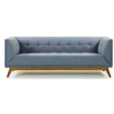 Emilie Modular Sofa Upholstery: Blue