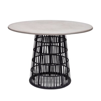 Fontaine Round Garden Dining Table