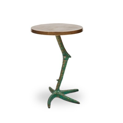 Eleuthera Pavo End Table