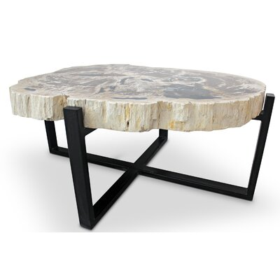 Hopkinton Coffee Table Table Base Color: Natural Dark