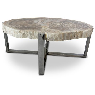 Hopkinton Coffee Table Table Base Color: Natural Light