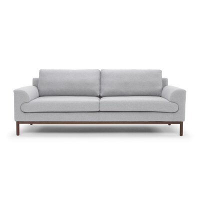 Depuy Sofa Upholstery: Light Gray