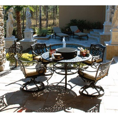Maravilla 8 Piece Fire Pit Seating Group