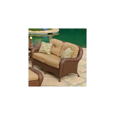 Soria Loveseat with Cushions