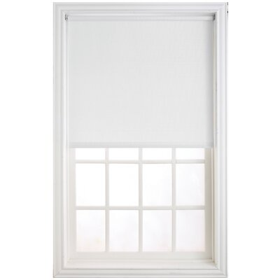 Window Roller Shade Size: 55 W x 66 L