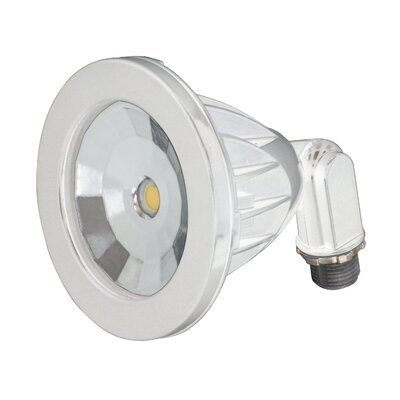 9W LED Flood Light Finish: White