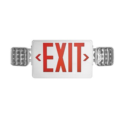 LED Case Exit / Emergency Light