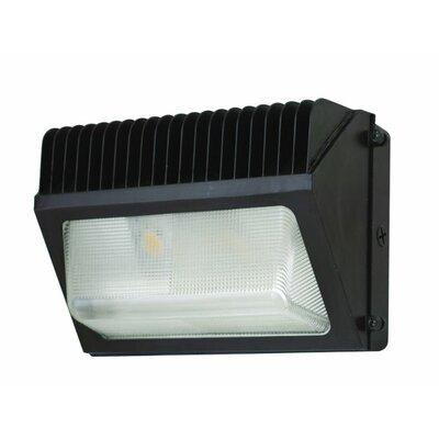 Medium LED Wall Packs Bulb Type: 70W