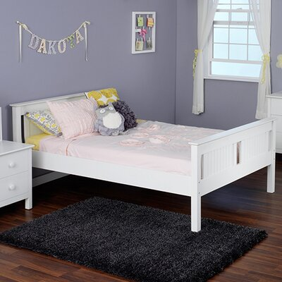 Dakota Panel Bed Size: Full