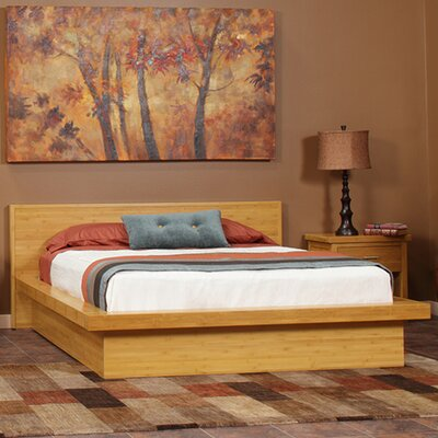 Nara Platform Bed Size: King