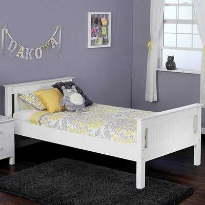 Dakota Panel Bed Size: Twin