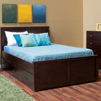 Peyton Sleigh Bed with Trundle
