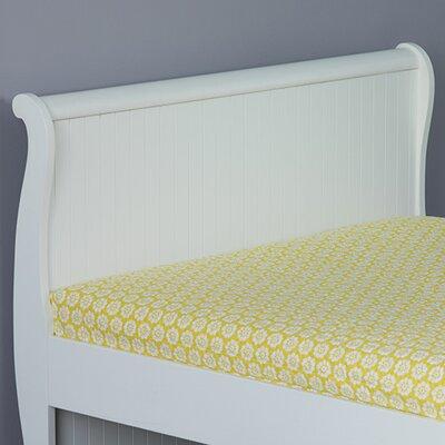 Dakota Sleigh Bed Size: Twin 5106