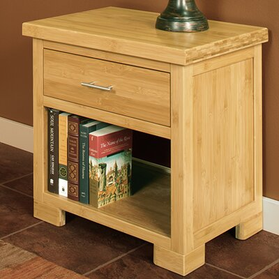 Nara 1 Drawer Nightstand