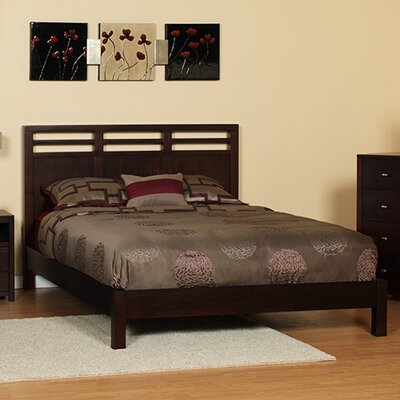 Parkrose Platform Bed Size: King