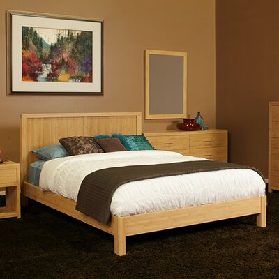 Niko Platform Bed Size: King