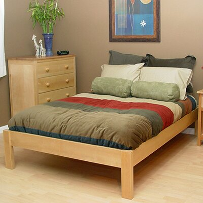 Nomad Platform Bed Size: Twin