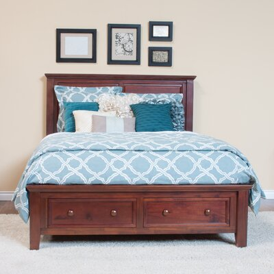 Verona Platform Bed Size: Full