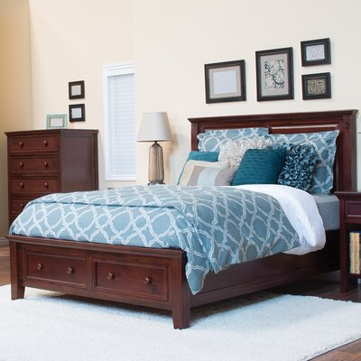 Verona Platform Bed Size: Queen
