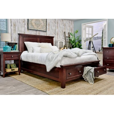 Verona Platform Bed Size: King