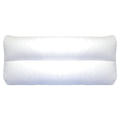 Shapable Contour Pollyfill Pillow Size: 13 H x 24 W x 4 D