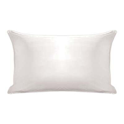 Plush Polyfill Pillow Size: King