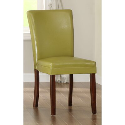 Belvedere 24 Bar Stool (Set of 2) Finish: Chartreuse Yellow