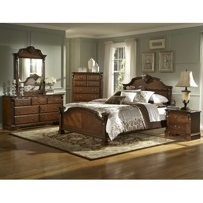 Legacy Panel Bed Size: Queen